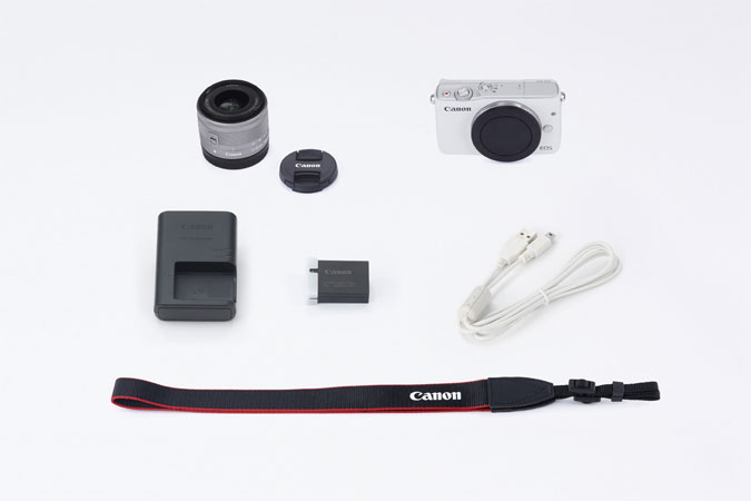 Canon-EOS-M10-Package