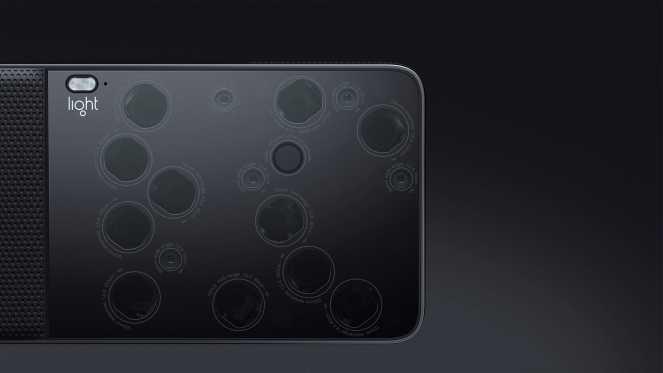 L16 Compact Camera