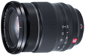 Fuji XF 16-55mm F2.8