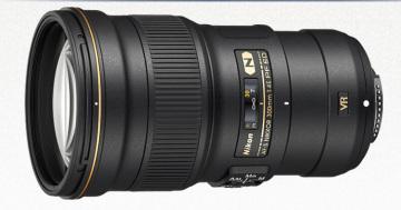 Nikon 300mm f/4E